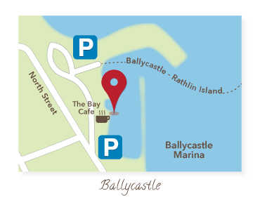 Ballycastle Map